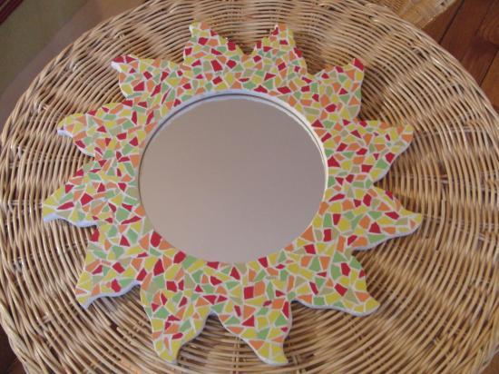 Miroir soleil