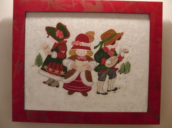 Petits chanteurs de Noël