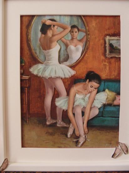 Les Ballerines
